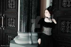 Victorian dress by Ryzhervind