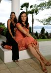 Famke Janssen and Halle Berry by lowerrider