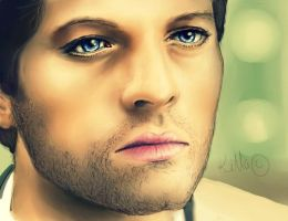 Castiel by Killer-Instincts
