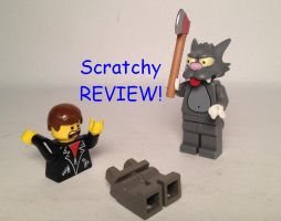 Scratchy Review! by WorldwideImage