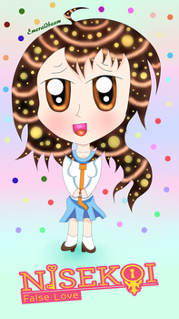 Art Trade: Onodera by emeraldbeam