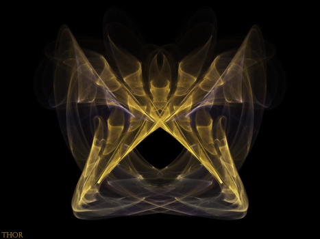Thor _ Fractal 1 by Thor-me