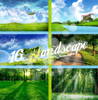 Landscape picture pack by bernadett98
