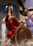 Goddess Athena by ChrisRa