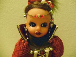 Mom's Doll: 2nd view by Ms-Mordant