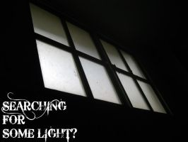 light in the window by L-TheWindGirl