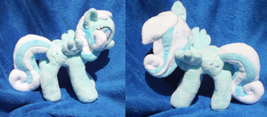 Snowdrop Bendy Pattern by kiashone
