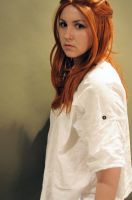 Amy Pond - Hollow by moonflower-lights