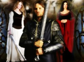 Aragorn, son of Arathorn by BeyondGenesis