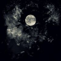 Hallows Moon II by lostknightkg