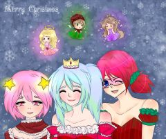 Merry Christmas! by creampuffchan