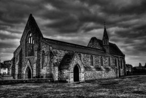 Old Church by Dancing-Earth