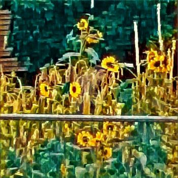 Sunflowers by endomentalArtistry