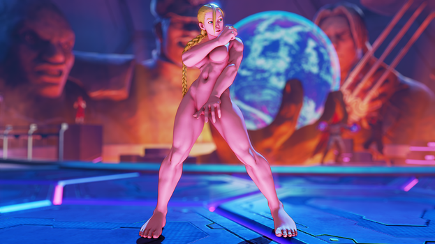 Cammy Base Body by BrutalAce