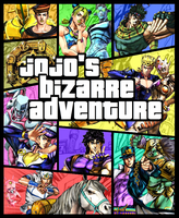 Grand Theft JOJO by supercatmore