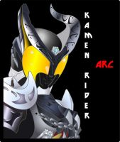 Kamen Rider Arc Flashed by Dit-Haru