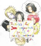 THANK YOU -500 pageviews- by DeathsVampire