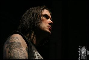 Phil Anselmo - Worcester 1 by cellarwindow
