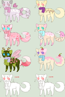 Adorable Kitty Scarf Auction by ParfaitChu