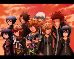 KH: Connected by Moogle007
