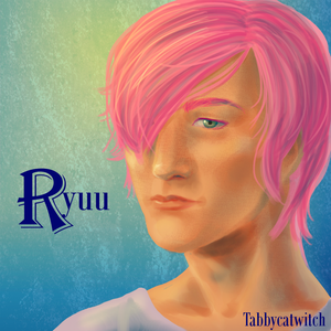 Instagram contest entry - Ryuu by The-Tabbycat-Witch