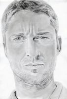 gerard butler by theresebees
