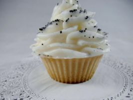 White Chocolate Cupcake - SOAP by Annais69