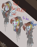 Yeah! Thats REALLY cool...to be...alone by AlenD-nyan