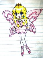 fairy peach by ninpeachlover