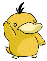 Psyduck WWS by the19thGinny