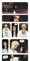 Labyrinth comic 1. A Bad Dream. by monokene