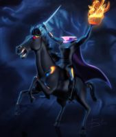 Headless Horseman by aemiliuslives