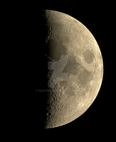 Moon 20150326 P by Martinux