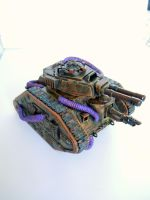 Possessed Leman Russ 001 by Rekrelle