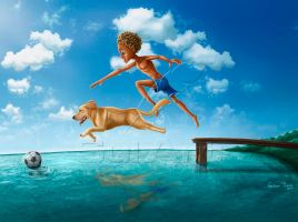Jump by Geison