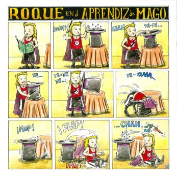 Roque Magia by RUSTIC-ZOMBIE