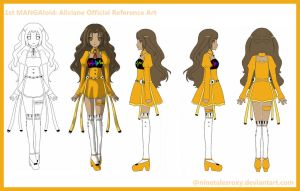 RA: Aliciane by Ninetalesroxy