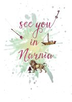 See you in Narnia by MagpieMagic