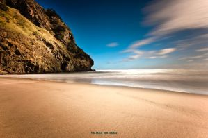 Piha Beach by MisterDedication