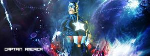 Captain America by AvenCiis