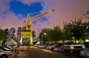 Granville Island by snacktime