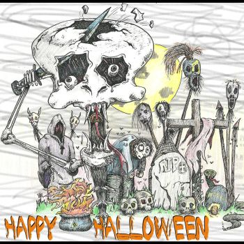 Happy Halloween by circulus777