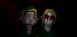 :.You shouldn't have done that.: Ben Drowned GIF by 5Darlingslolz