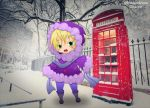 Winter in London by MoLoveAnime