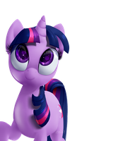 Twilight Sparkle WIP by Zoiby