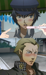 Naoto Pregnancy Test Announcement Meme. by PuppyBroAustin