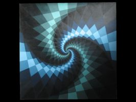 psychedelic spiral by leippya