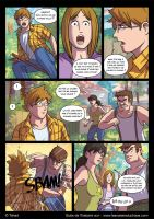 Les Voisins du Chaos TOME 2 : page 09 by Tohad
