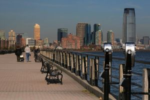 Liberty  State Park 09 by Doumanis