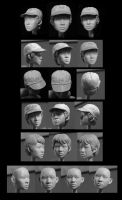 Short Round Collage by TrevorGrove